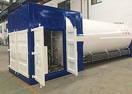 QSC Cryogenic tank LNG