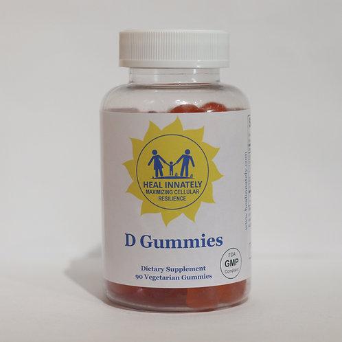 D Gummies