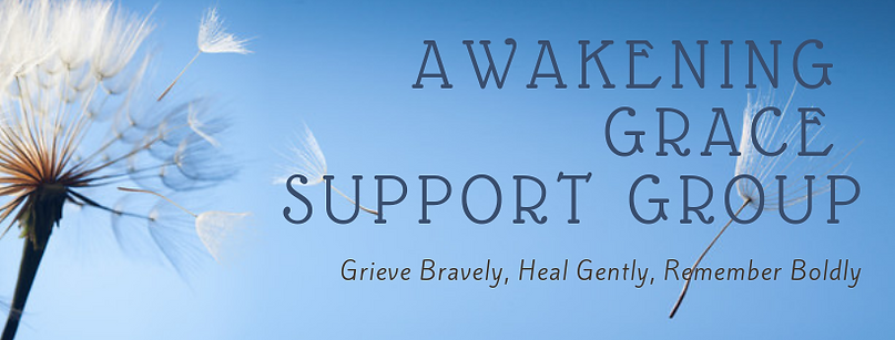 awakening grace support group cover phot