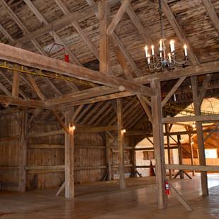 Empty Barn - Spacious View