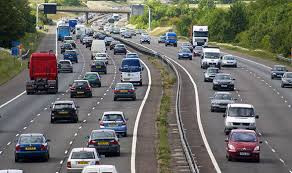 M4 smart motorway project
