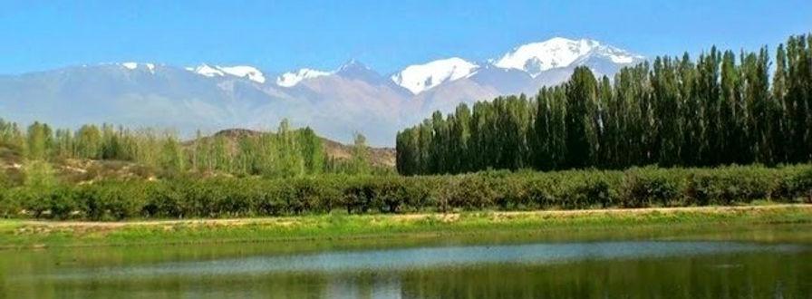 Provincia Mendoza, Montanas San Rafael
