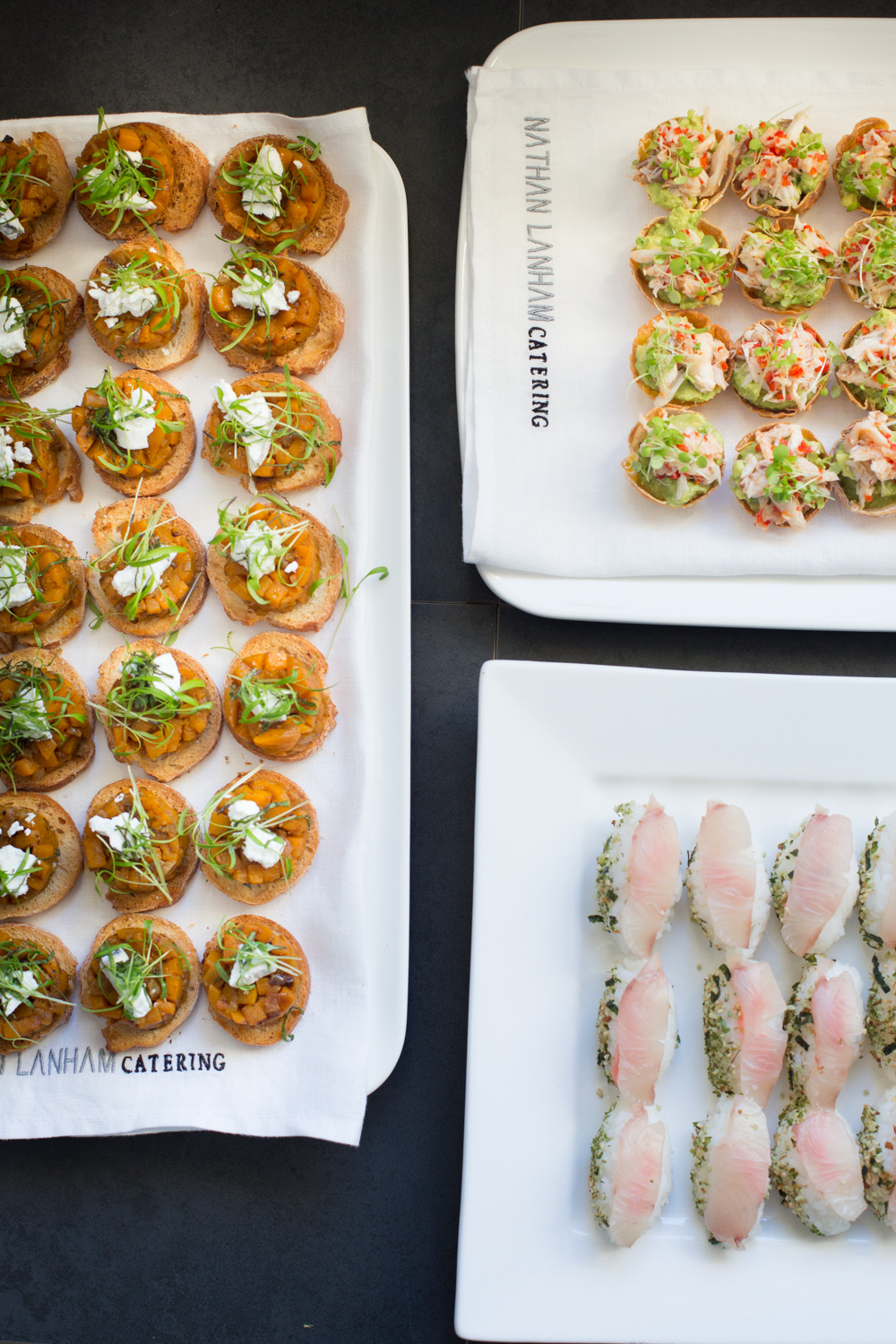 Canape, Nathan Lanham Catering, Canberra