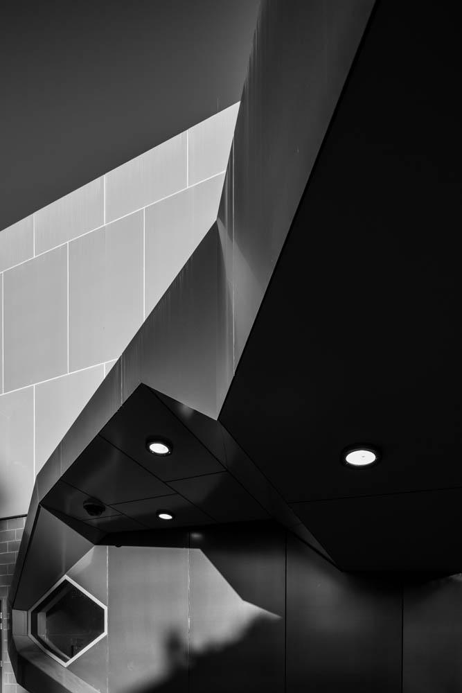 Building 136, ANU, Canberra