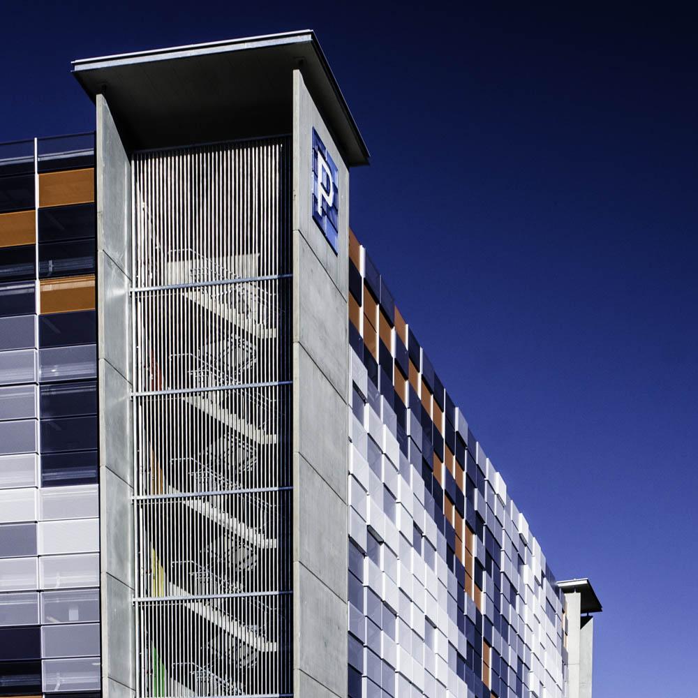 Canberra Hospital Car Park