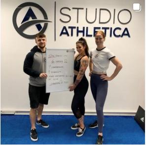 Studio Athletica - Personal Training Tra
