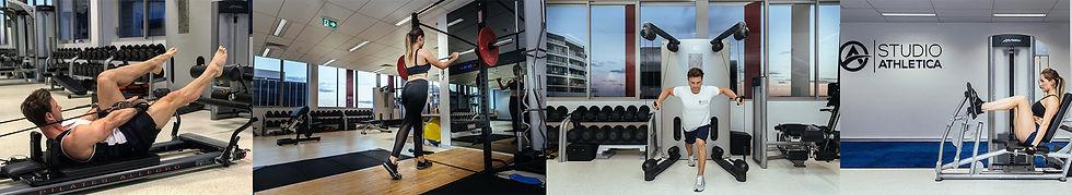 Studio Athletica Personal Trainer Bondi.