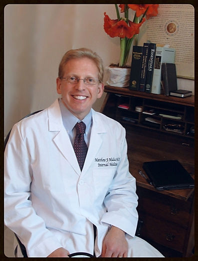 Annapolis doctor Matthew Malta