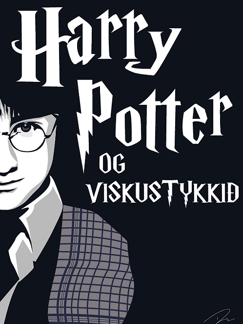 Harry Potter og Viskustykkið   Húmor