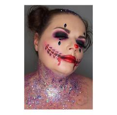 Staple Mouth Clown