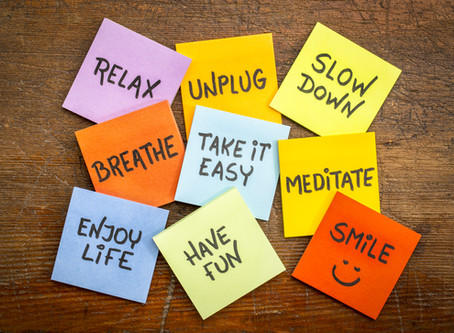 Boost your wellbeing with a technology break & create more time for you