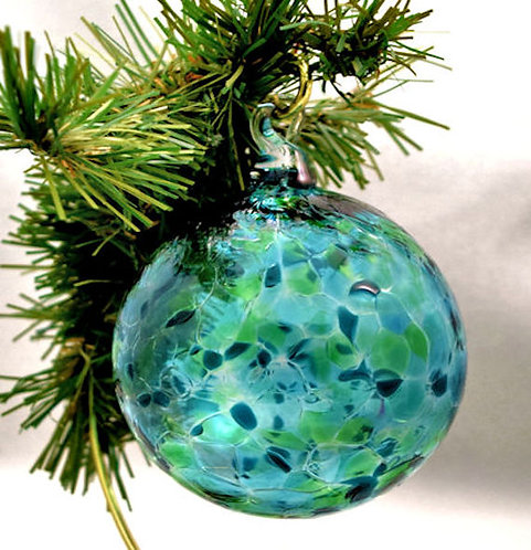 Green Meadow Ornament