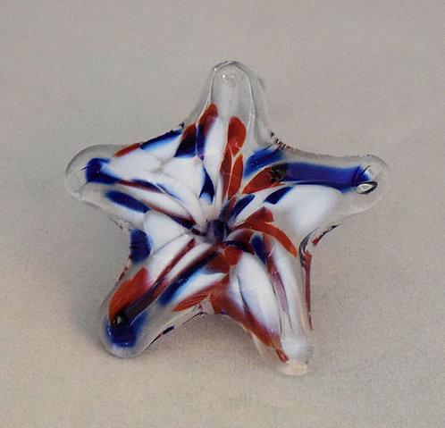 Small Starflower Patriotic
