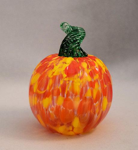 Candy Corn Small Pumpkin