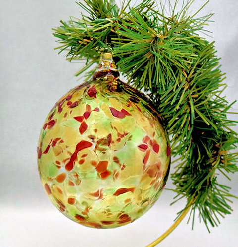 Ginger Sprice Ornament