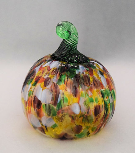 Fall Confetti Pumpkin