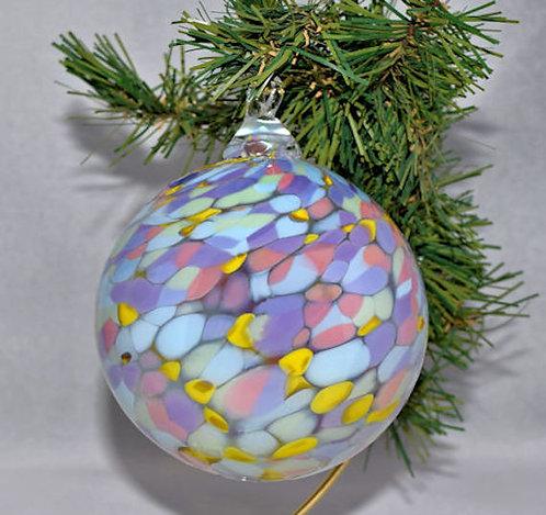 Pastel Petals Ornament