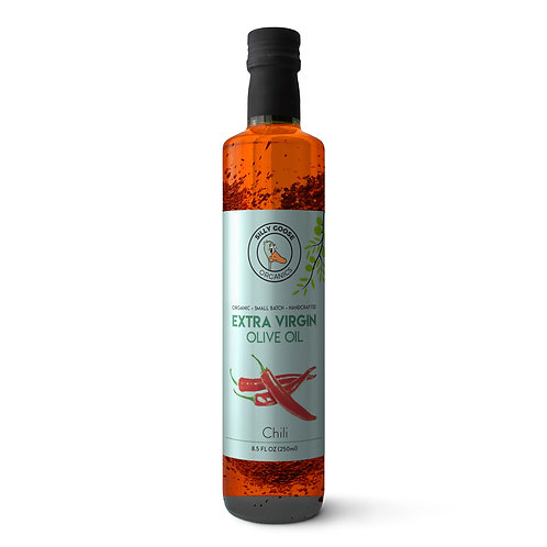 Chili Organic Extra Virgin Olive Oil