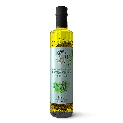Herbs Organic Extra Virgin Olive Oil