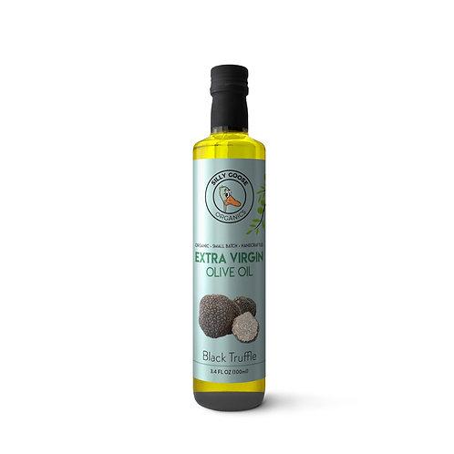 Black Truffle Extra Virgin Organic Olive Oil