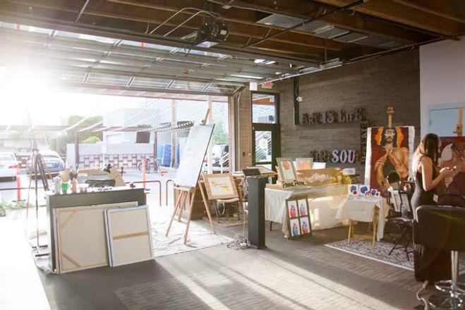 Scottsdale shared workspace