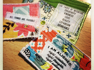 """Community Class: Create Your Own """"Scapular"""" with Create Space Studio"""