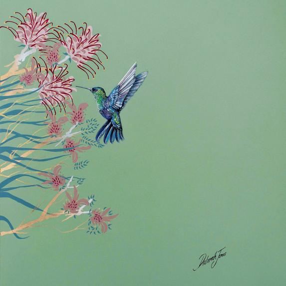 Hummingbird Green Square