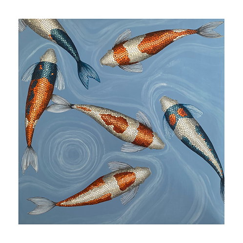 Underwater Print