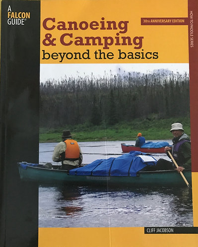e-Book : Canoeing & Camping, Beyond The Basics, 30th Anniversary Edition