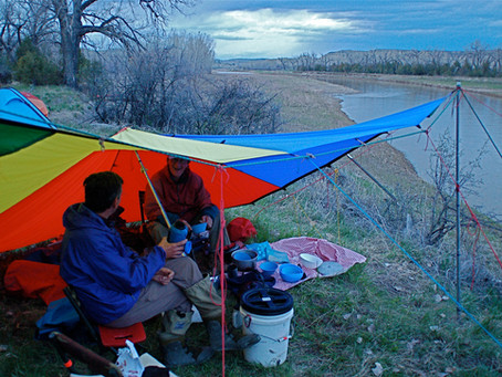HOW MUCH DO YOU KNOW ABOUT CAMPING?