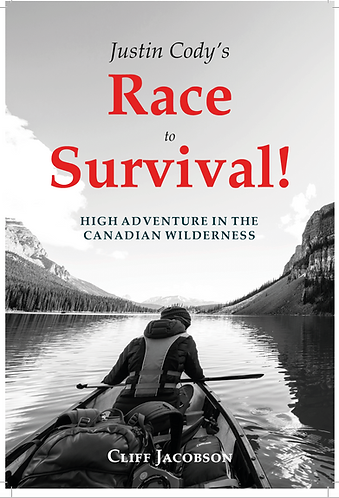 Justin Cody's Race to Survival! (e-book)