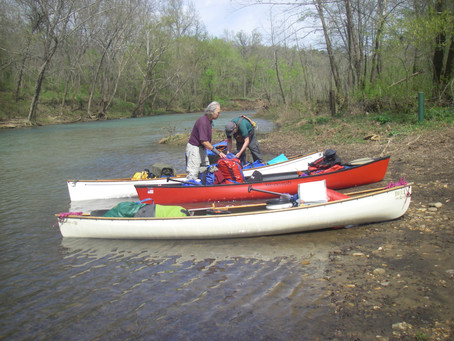 MARCH MADNESS/STUPIDITY ON THE BUFFALO RIVER!
