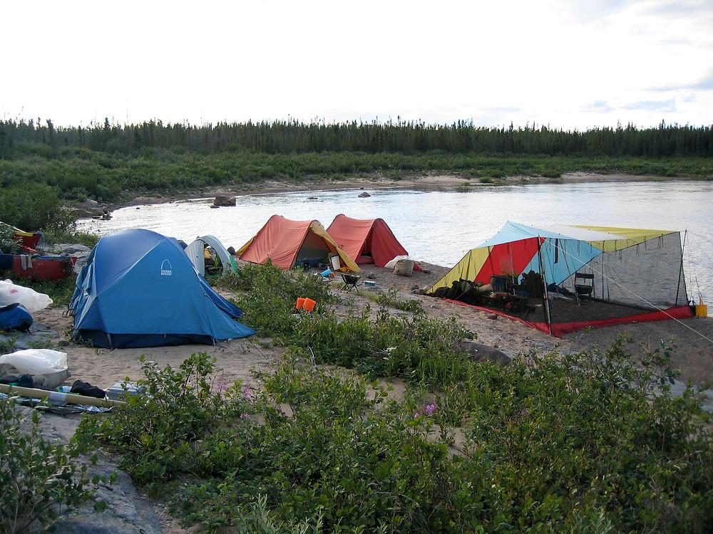North Knife River, Manitoba Canada