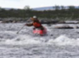 Cliff Jacbson Canoe