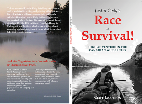 New Book: Justin Cody's Race to Survival!