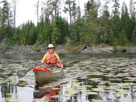 ONE SHOE FITS ALL IN THE BOUNDARY WATERS!