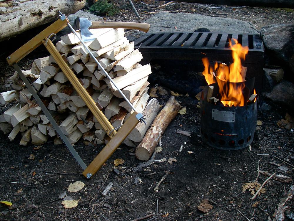 Littlbug stove