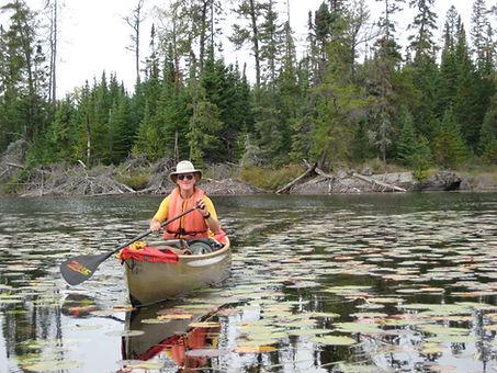 Cliff Jacobson Canoe BWCA