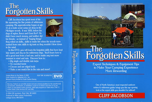 The Forgotten Skils DVD Digital Download