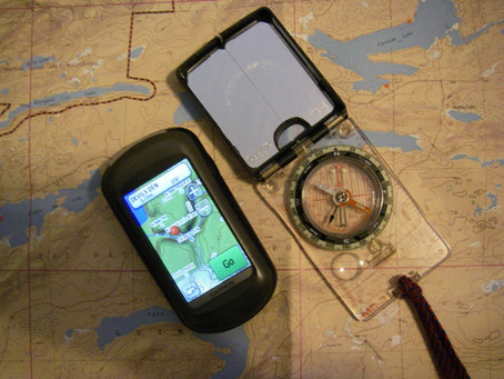 COMPASS OR GPS?