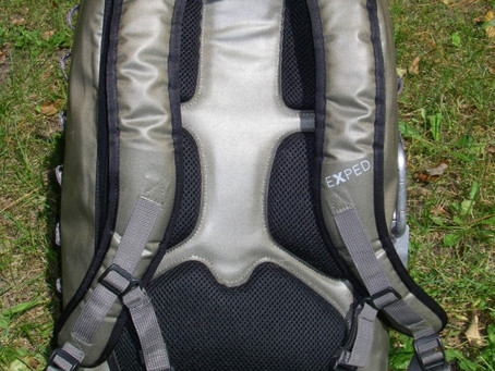 REVIEW: Exped Torrent Pack