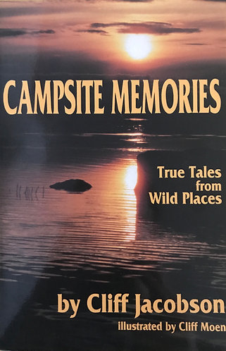 e-Book : Campsite Memories, True Tales From Wild Places