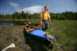 Cliff Jacobson Canoe