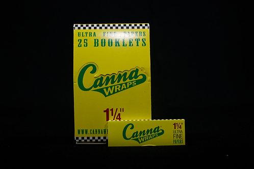 Canna Wraps 1/4 size