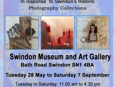 Infocus Stitching - Great Western Embroiderers Exhibition