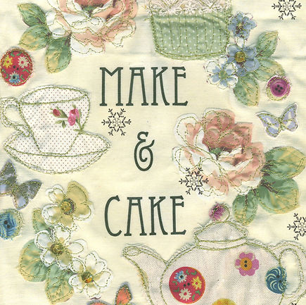 Make and Cake Poster