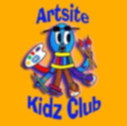 Artsite Kidz Logo