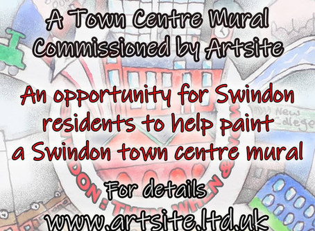 Swindon: Then, When & Now Mural Workshop Details