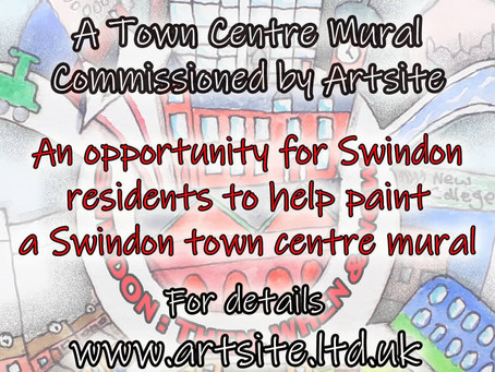 Swindon: Then, When & Now Mural Workshop Details
