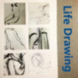 Life Drawing Page Logo